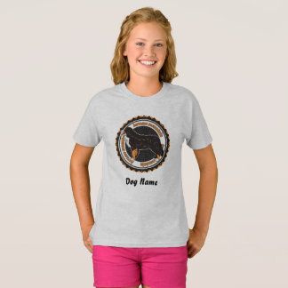 Personalized Bernese Mountain Dog Lover Breed T-Shirt