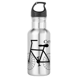 Personalized Bicycle Design 532 Ml Water Bottle