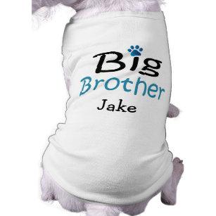 bceb3c8b3 Personalized Big Brother Pet Shirt