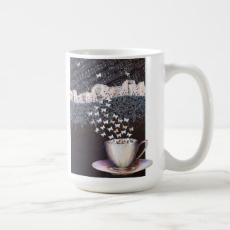 Personalized Big Classic Mug Vienna Coffee