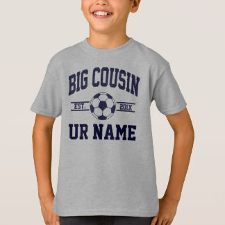 personalized big cousin name T-Shirt