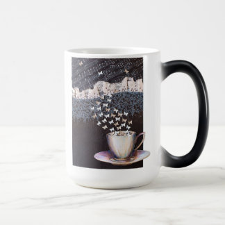 Personalized Big Morphing Mug Vienna Coffee