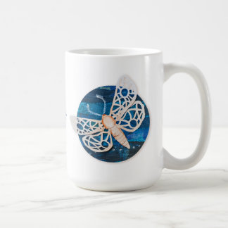 Personalized Big Mug with Night Moths