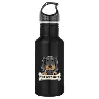 Personalized Black & Tan Coonhound