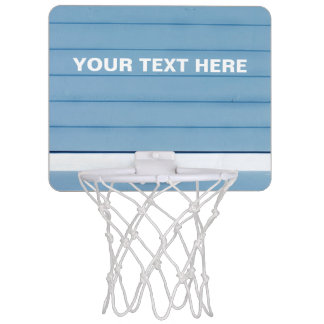 Personalized Blue Painted Board