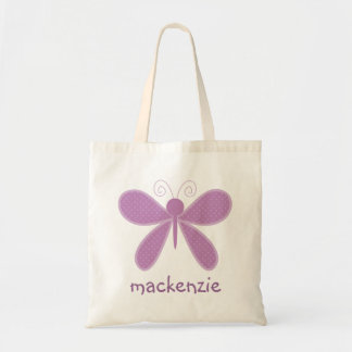 Personalized Butterfly Bookbag