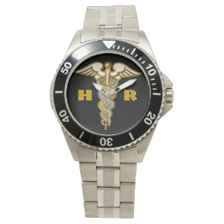 Personalized Caduceus (v1) Watch