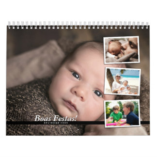 Personalized calendars 2017 - family photos