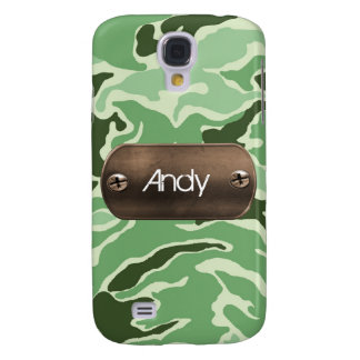 personalized camo army green