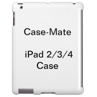 Personalized CaseMate iPad 2, 3, & 4 Case