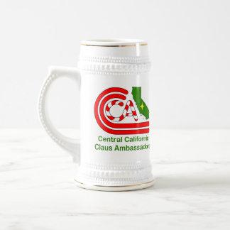Personalized CCCA Stein, Logo Beer Stein