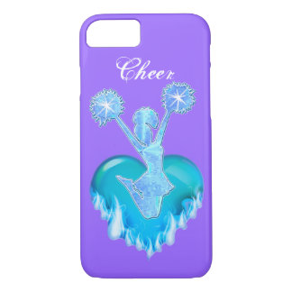 Personalized Cheer iPhone 7 Case with her NAME