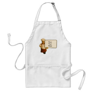 Personalized Chef's Apron