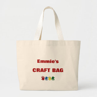 Personalized Children's Craft Bag