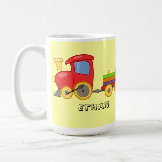Personalized Child's Train Mug