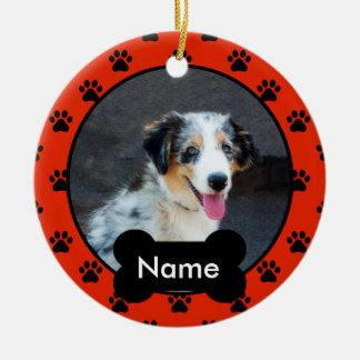 Personalized Christmas Ornament for your Dog