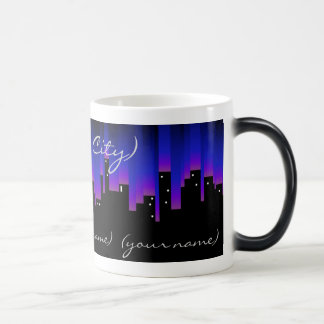 PERSONALIZED CITY/NAME  MUG