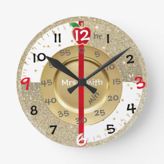 Personalized Class Learning Clock