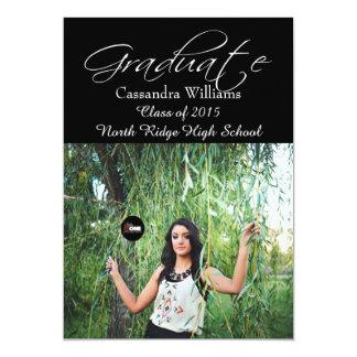 Personalized Class of 2015 Senior Graduation Card