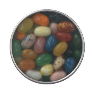 Personalized Clear Lid Candy Tin