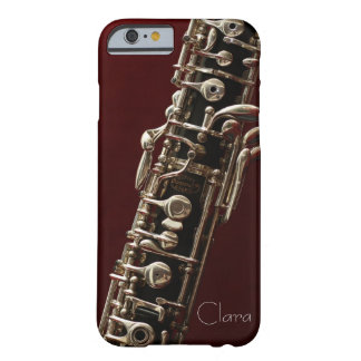 Personalized Close Up Of Musical Instruments Keys Barely There iPhone 6 Case