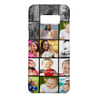 Personalized Collage Create Your Own Case-Mate Samsung Galaxy S8 Case