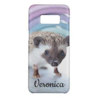 Personalized Colorfully Tiny Hedgehog Case-Mate Samsung Galaxy S8 Case