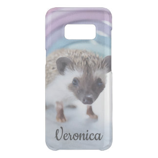 Personalized Colorfully Tiny Hedgehog Uncommon Samsung Galaxy S8 Case
