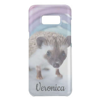 Personalized Colorfully Tiny Hedgehog Uncommon Samsung Galaxy S8 Plus Case