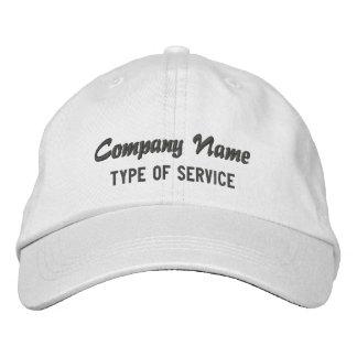 Personalized Company Basic Adjustable Cap Embroidered Baseball Cap