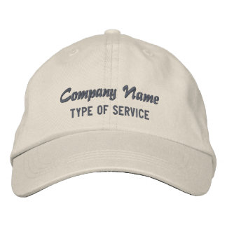 Personalized Company Basic Adjustable Cap Embroidered Baseball Caps