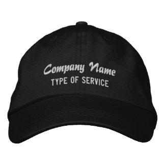 Personalized Company Basic Adjustable Cap Embroidered Baseball Caps