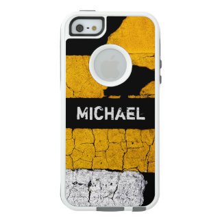 Personalized Cool Paved Road Paint OtterBox iPhone 5/5s/SE Case
