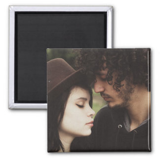 Personalized Couples Photo Magnet Romantic Gift