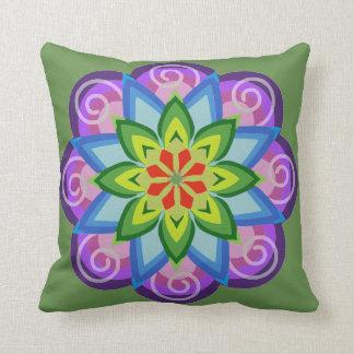 Personalized cushion Mandala