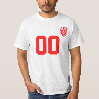 Personalized & Custom Hong Kong Sport Jersey T-Shi T-Shirt