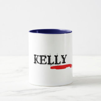 personalized custom name mug coffee gift idea