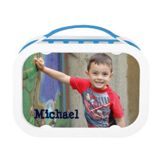Personalized Custom Photo Child's Lunchbox