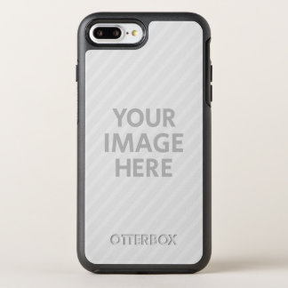 Personalized Custom Photo OtterBox Symmetry iPhone 8 Plus/7 Plus Case