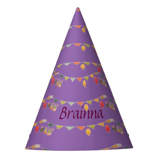 Personalized Custom Photo Party Hat