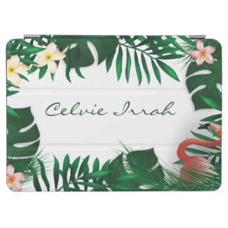 Personalized Custom Tropical Frame iPad Air Case iPad Air Cover