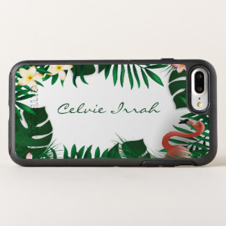 Personalized Custom Tropical Frame | Phone Case