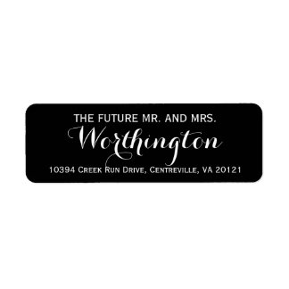 Personalized Custom Wedding Future Mr and Mrs