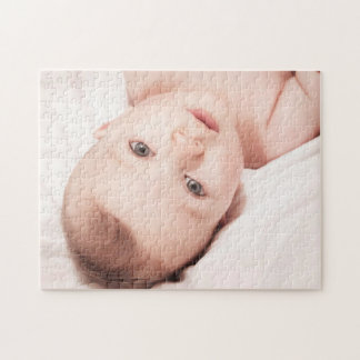 Personalized Cute Baby Photo Puzzle