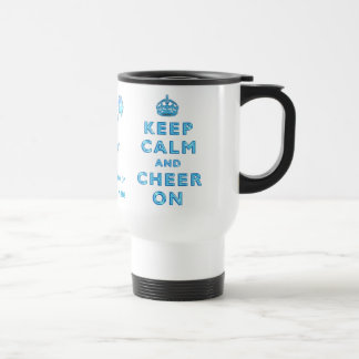 Personalized Cute Cheer Team Gifts Travel Mug