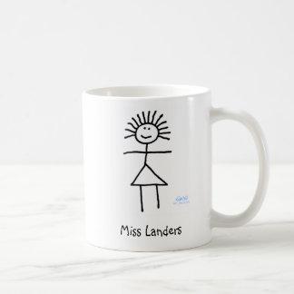 Personalized Cute & Funny Teacher Coffee Mug