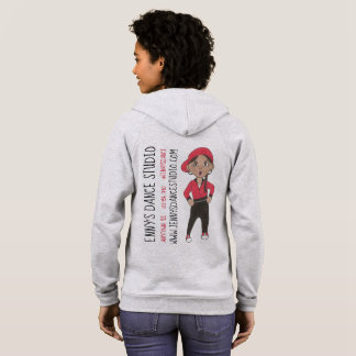 Personalized Dance Studio School Hip Hop Jazz Hoodie