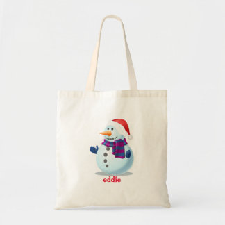 Personalized Decorative Snowman Santa Christmas