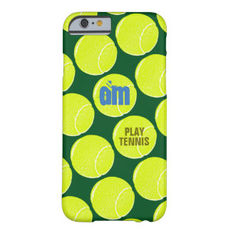 personalized design for the tennist barely there iPhone 6 case
