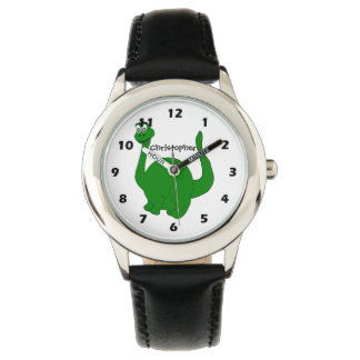 Personalized Dinosaur Design Watches